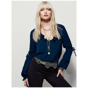 Free People Dream A Little Dream Top